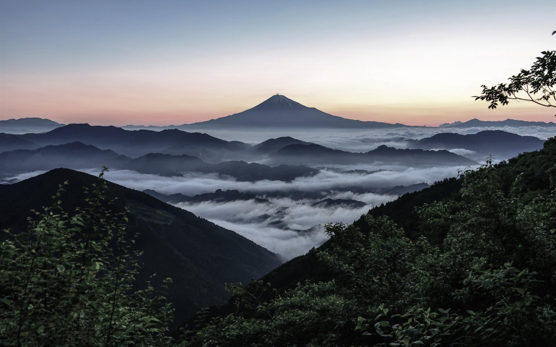 Fujiyama-Japan sat
